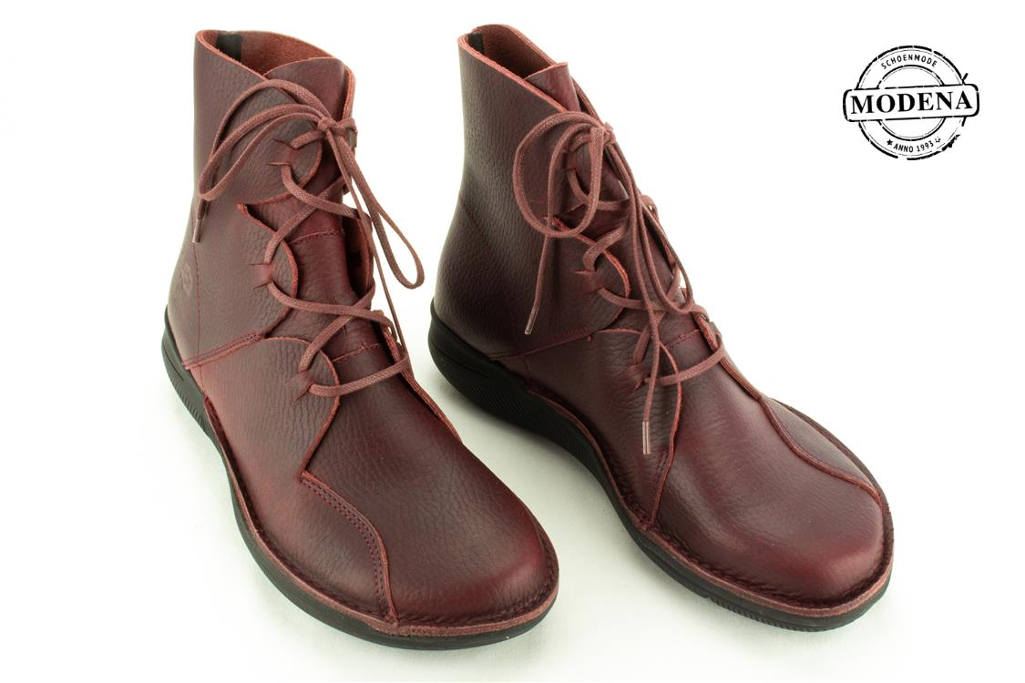 Modena schoenmode - forward - bordo veter forward